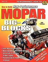 How To Build Max-performance Mopar Big-blocks By Andy Finkbeiner, (paperback), C on sale