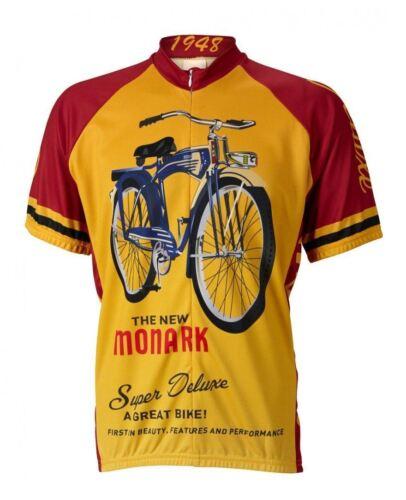 Monark Super Deluxe Cycling Jersey