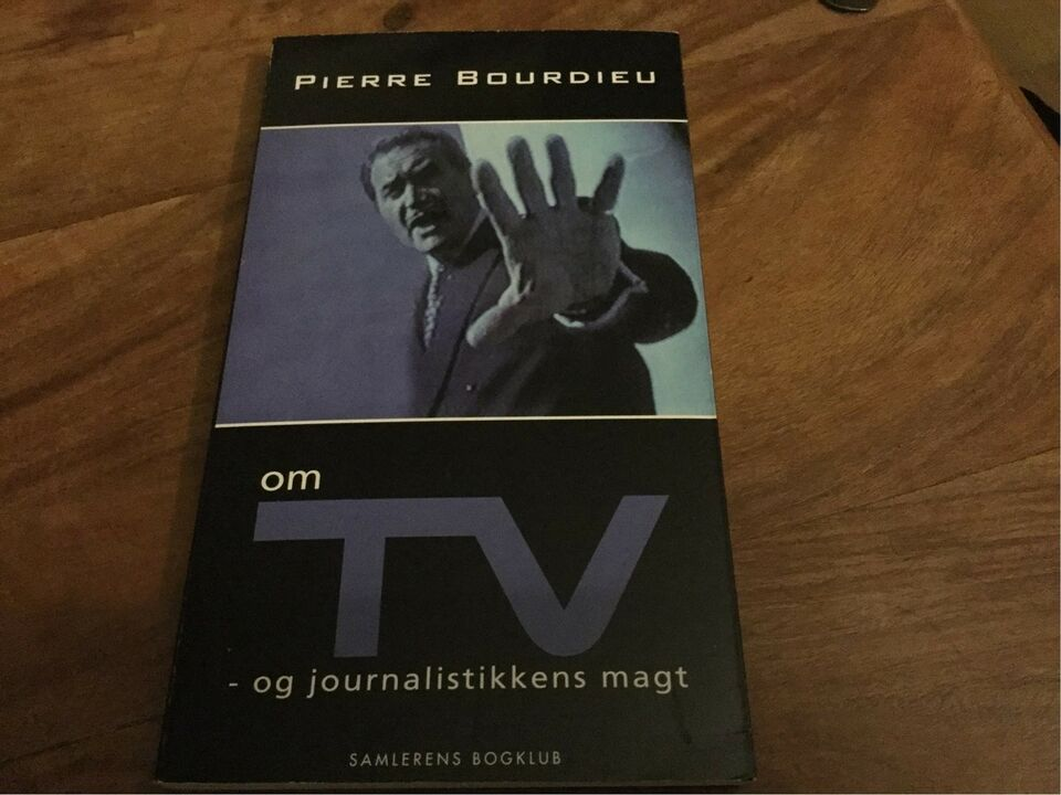 om tv og journalistikkens magt