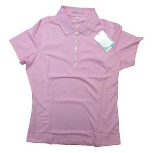 a0cb94fd New Women's Nike Golf Polo Shirt Dri- Fit Small-XL Short Sleeve NWT ...