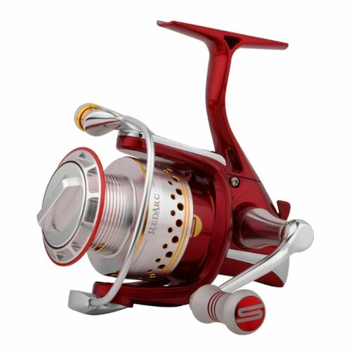 Spro Red Arc Stationärrolle Modell 2019 1000-4000 Spinnrolle Frontbremse