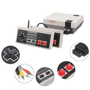 Mini-Vintage-Retro-Console-classique-500-Built-In-Games-2-controleurs-X-MAS-Cadeau