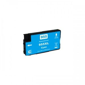 1x-Generic-HP955XL-Cyan-cartridge-For-HP-Pro8210-8710-8720-Firmware-Not-Updated