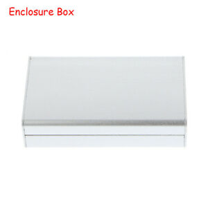 Connectors Aluminum Project Box Enclosure Case Electronic Diy Instrument Case 80x50x20mm
