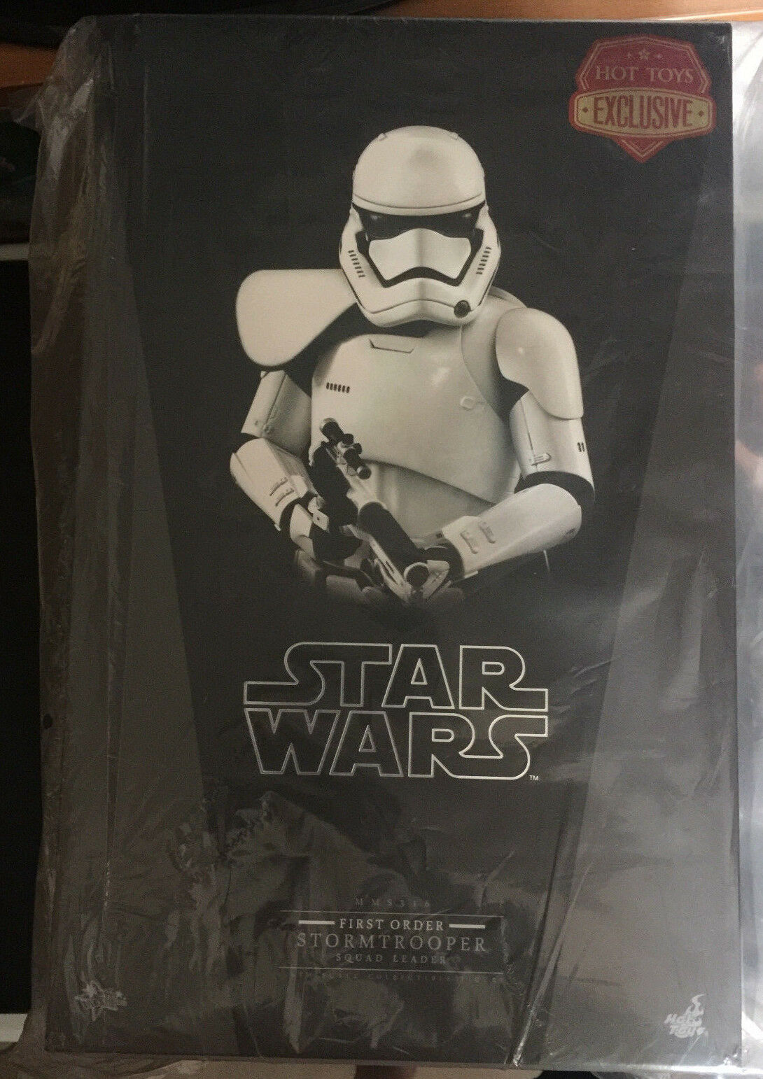 Hot Toys Star Wars The Force Awakens First First First Order Stormtrooper Squad Leader 0fd8dc