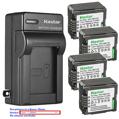 HDC-HS200 LCD USB Battery Charger for Panasonic HDC-HS100 HDC-HS700 Camcorder HDC-HS300