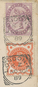 2455-LONDON-E-Squared-Circle-Postmark-Cohen-2nd-Type-I-A-K-SC-1-1-2-D-RATE
