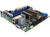 Supermicro Mbd-x10sdv-4c-tln2f-o Intel Xeon D-1521 Mini Itx Server Motherboard on sale