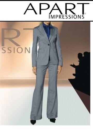 2 argento 20 Blazer grigio pantaloni 19 donna 17 Short da completo gr da New tuta di Set pz rqwfnCZxrA