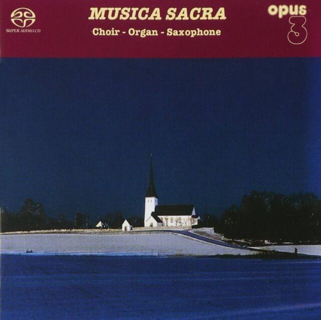 Erik Westberg Vocal Ensemble-musica sacra-Opus 3 SACD 19516