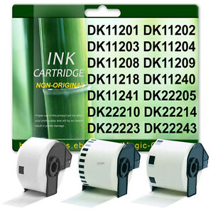 LOT-Compatible-Brother-Thermal-Label-DK11201-11202-11204-11208-11209-22210-22205