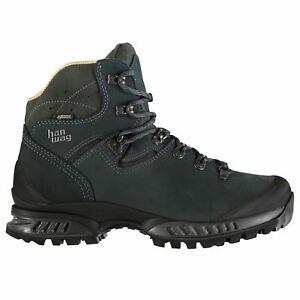 RRP £230 Brown Hanwag Tatra II Wide GTX Walking Boots Wide Fitting
