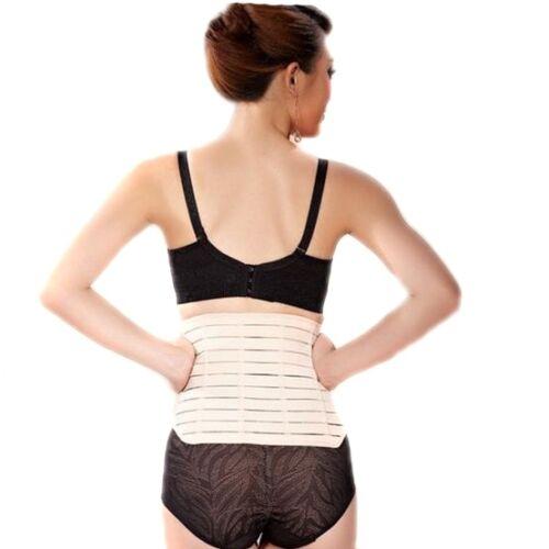 Best Postpartum After Pregnancy Delivery Girdle Abdominal Support Tummy Belt FG
