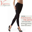 Ladies-Women-Black-Soft-Fleece-Lined-Footless-amp-Full-Tights-Opaque-Warm-Thermal thumbnail 2