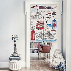 Image Is Loading Linen Japanese Noren Doorway Curtain Tapestry Room Divider