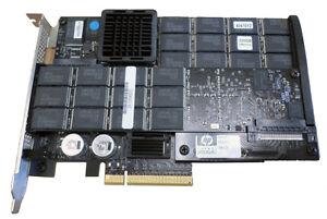 à Condition De Hp 600282-b21 640 Go Fusion Io Lecteur Pcie Flash Mlc Ssd Accélérateur