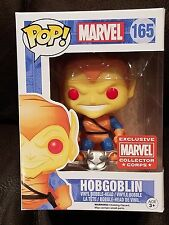 Funko Pop SDCC 2016 Marvel Collector Corp NEAR MINT HOBGOBLIN Year One Exclusive