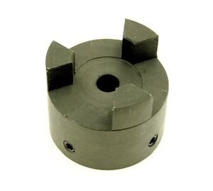 BLANK-L100-Bore-To-Size-L-Jaw-Coupling-Coupler-Half-Flexible-L-100-Lovejoy