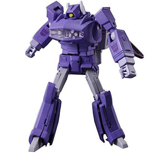 Transformers Masterpiece MP-29 Shockwave (Laserwave) figura TAKARA TOMY Nuevo F/S