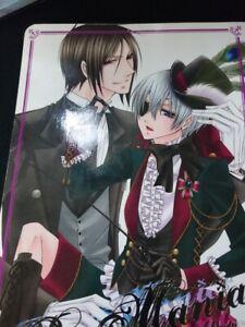 Doujinshi Kuroshitsuji black butler Sebastian X Ciel (A5 170pages) Re;Maniac