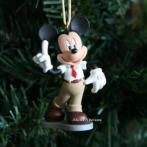 Custom Disney Mickey Mouse Clubhouse Carwash Christmas Ornament PVC ...