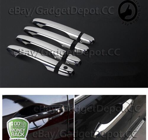 For 2012 2013 2014 2015 Honda Civic Chrome Door Handle Covers