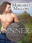 The Sinner Library Edition Mallory Margaret Perkins Derek Narrator