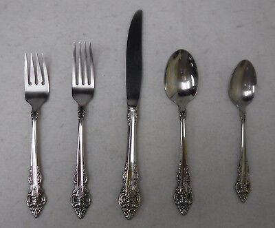CANTATA New Oneida Stainless 5 PIECE PLACE SETTING