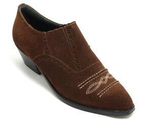 Westernschuh Cowboy Line Dance Catalan Style Leder Boots Texas Florenz 38