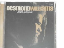 Desmond Williams-delights of the garden-CD