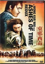 NEW DVD // Ashes of Time Redux // Tony Leung Chiu-Wai, Leslie Cheung,