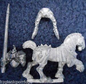 1988 Chaos Knight 0221 02 Atelier de jeux Armée Royaume de la cavalerie de guerriers