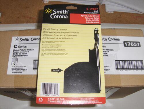 SC Sterling C420 Black Typewriter Ribbon Cartridge Smith Corona Sterling C420
