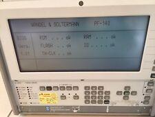 Wandel & Golterman WG PF-140 Error Analyzer