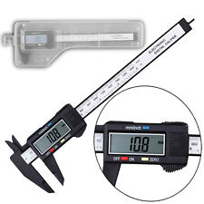 LCD Digital Vernier Caliper Electronic Gauge Micrometer Measure Tool 150mm 6inch