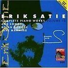 Erik Satie - : Complete Piano Works, Vol. 10 (1997)
