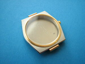 NEW NOS Vintage Seiko classic square premium dress watch case for parts Nr10 - Poole, Dorset, United Kingdom - NEW NOS Vintage Seiko classic square premium dress watch case for parts Nr10 - Poole, Dorset, United Kingdom