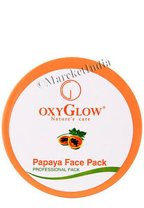 Oxyglow-Papaya-Face-Pack-Professional-Pack-Removes-Marks-From-The-Skin-300-Gm