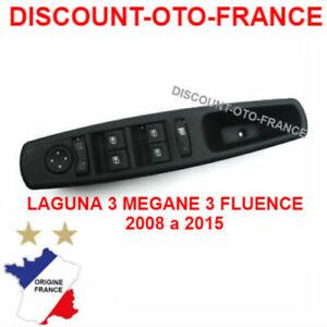 Commande-leve-vitre-laguna-3-Renault-Fluence-L30-254000008R-NEUF-GARANTIE