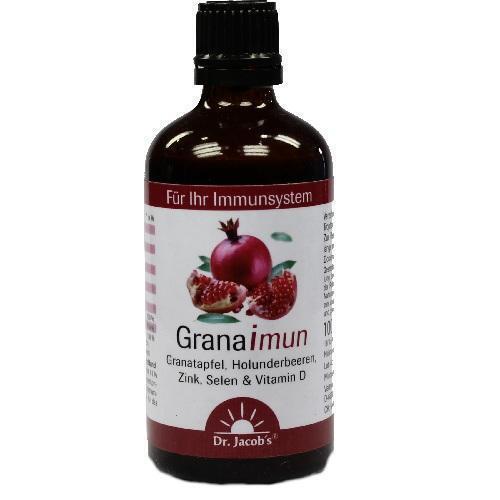 GRANAIMUN Dr.Jacob's Tropfen 100 ml PZN 5725191
