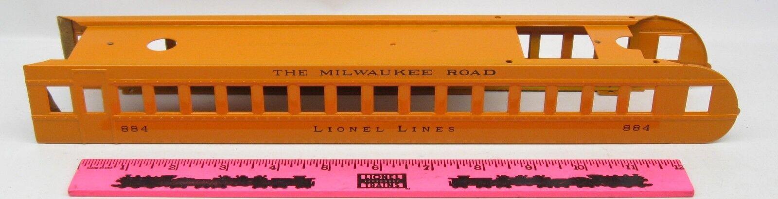 Lionel 884 Hiawatha el vehículo de pasajeros en línea Milwaukee Milwaukee Milwaukee Road 105