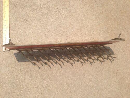 Vintage CORONA matériel outils métal signe outil Présentoir Pour Peg Board