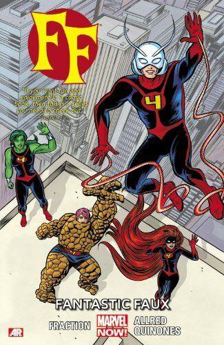 1 of 1 - FF - Volume 1: Fantastic Faux  *Marvel PB Graphic Novel* *NEW*
