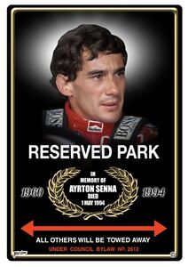 AYRTON-SENNA-PARKING-SOUVENIR-SIGN