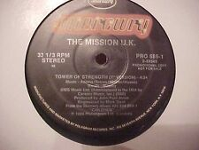 """The Mission Uk Tower Of Strength 3 mixes DJ Us 12"""""""