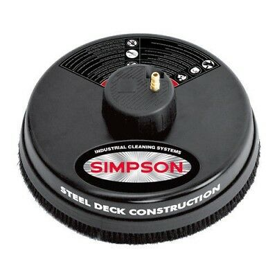"Simpson 80166 15"" 3,600 PSI Surface Cleaner with Quick Connect Plug"