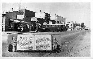 Image Is Loading Battle Mountain Nv Main Street Nevada Hotel Vintage
