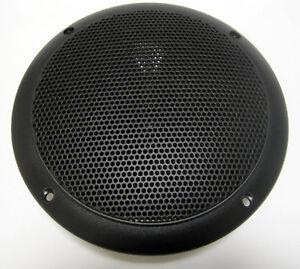 Visaton-FR-16-WP-4Ohm-IP65-16cm-Lautsprecher-Boxen-Breitbaender-Marine-schwarz