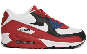2011 NIKE AIR MAX 90 SPORT RED Gr.43 US 9,5 deluxe