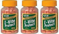 Rugby I-vite Protect Vitamin Supplement (comp To Preservision) 120tabs ( 3 Pack)